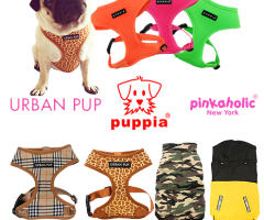 Puppia Soft dog Harnesses