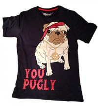 YOU PUGLY KIDS T-SHIRT