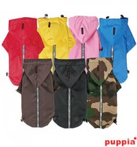 PUPPIA BASE WATERPROOF RAIN COAT