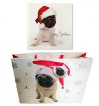 Christmas gift wrap set