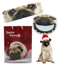 Christmas Catseye Nail file, Hand Mirror & Gift bag Offer