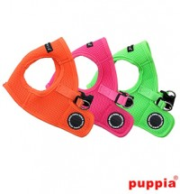 PUPPIA NEON SOFT HARNESS JACKET
