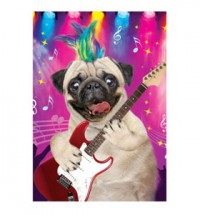 A5 Rock Pug Notebook