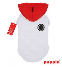 Puppia Snowcap Coat (WHITE)