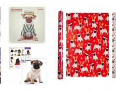 Pug Calendar 2016 and other Christmas Pug Gifts