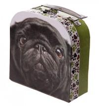 Black Pug Case