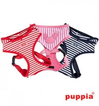 PUPPIA BEACH PARTY SOFT HARNESS