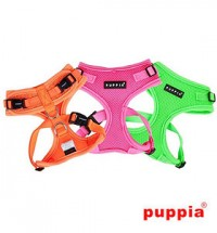 PUPPIA NEON 2 SOFT HARNESS