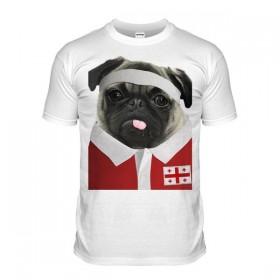 Georgia Rugby PUG T-Shirt (Adult Unisex)
