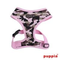 Puppia Pink Legend Harness