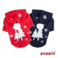 PUPPIA SNOWDAY HOODIE