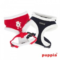 PUPPIA RUDOLPH CHRISTMAS HARNESS