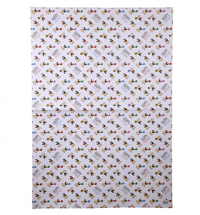 Pug Happy Birthday Gift Wrap Sheets