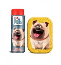 Unisex Pug Wash Set For Humans
