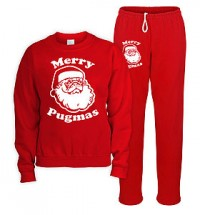 Unisex Father Pugmass Jogging Set