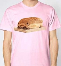 The Pug Loaf Unisex T-Shirt (Available in 4 colours)