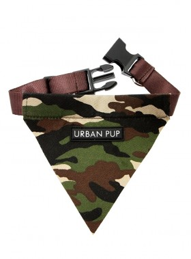 Urban Pup Camo Bandana