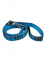 Urban Pup Blue Tartan Lead
