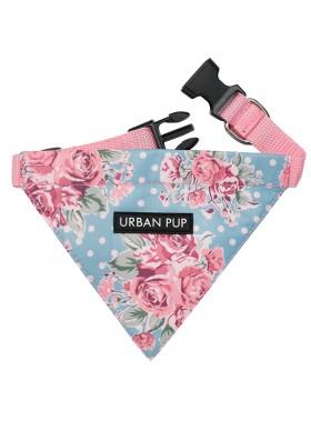 Urban Pup Vintage Rose Bandana