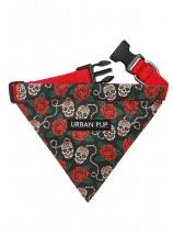 Urban Pup Skulls & Roses Bandana