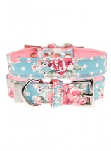 Urban Pup Vintage Rose Collar