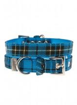 Urban Pup Blue Tartan Collar