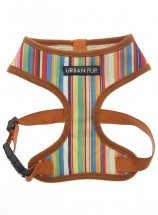 Urban Pup Henley Striped Harness