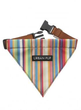 Urban Pup Henley Striped Bandana