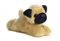 Cute Pug Teddies Available In Two Colours