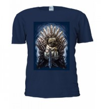 Unisex Game Of Thrones Pug T-Shirts (Available in 5 colours)
