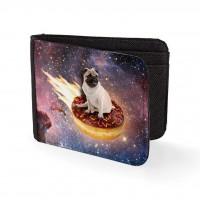 Mens Pug Wallet