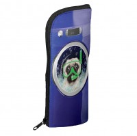 Washing Machine Pug Pencil Case