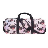 Unisex Pug Gym Bag