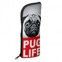 Pug Life Pencil Case