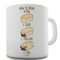 Pug Loaf Mug