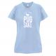 FOR PUG SAKE LIGHT BLUE LADIES TEE
