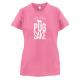 FOR PUG SAKE PINK LADIES TEE