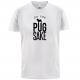 FOR PUG SAKE WHITE TEE