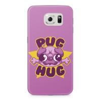 Pug Hug Samsung Galaxy S7 Edge+