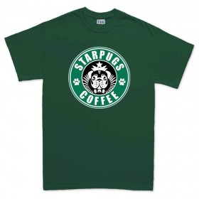 Star Pugs Unisex T-Shirt (Available in 7 colours)