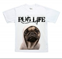 Kids Pug Life T-Shirt