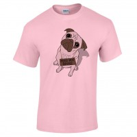 Mens Pugs Not Drugs T-Shirt (Available in 4 colours)