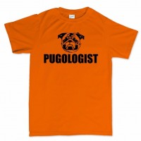 Unisex Pugologist T-Shirt (Available in 14 colours)