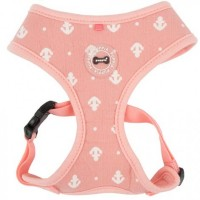 PUPPIA ERNEST HARNESSES PINK ONLY