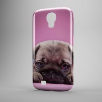 Pug Puppy Phone Cover Case (For various models)