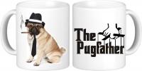 The Pug Father Mug