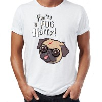 You're A Pug Harry Mens Harry Potter T-Shirt