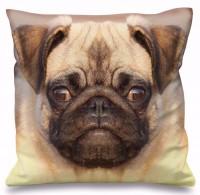 Pug 3D Style Cushion