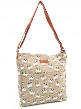 Ladies A4 Size Shoulder Bag