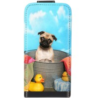 Pug In Bath iPhone 6plus/6s plus cover